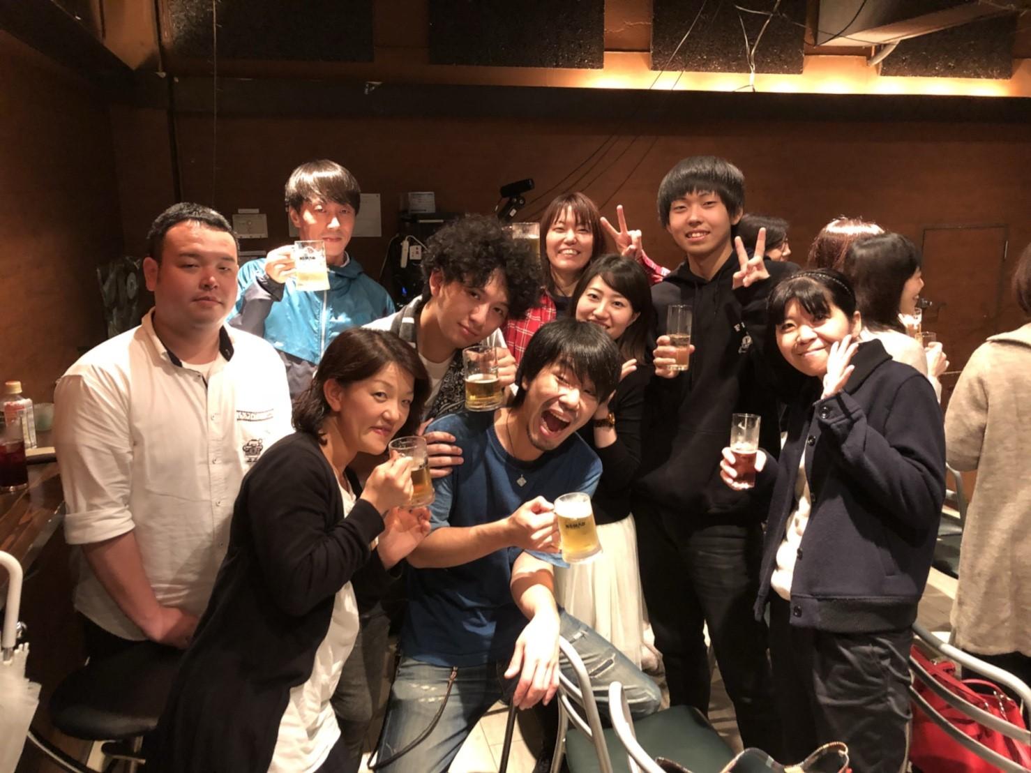 20171021 発表会_一次会4